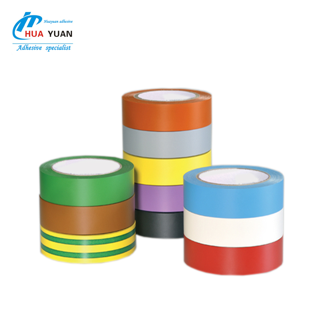 Colorful Electrical Tape China Supplier Colorful