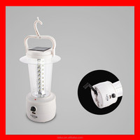 2W solar rechargeable led lantern