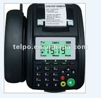 E-Voucher, E-TopUp, E-Payment, Airtime, GPRS/SMS printer (low cost), Restaurant GSM SMS Printer Wireless Receipt Food Orders