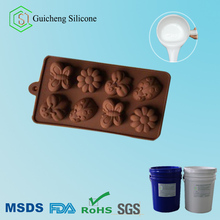 Rtv-2 liquid Silicone rubber for injection wax