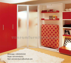 Mobile Homes make a murphy bed manufacturers Full size with storage cabinet vanrom furniture