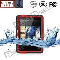 Redpepper Waterproof Case for Kindle Fire HD 6, Case Cover for Amazon Kindle Fire HD6 Waterproof Case with Kickstand