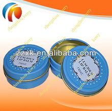 Wedding Favor aluminum jar with top quality with screw cap