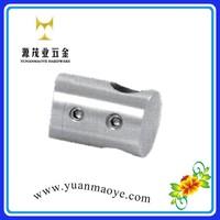 Solid connecting handrail stainless bar holder