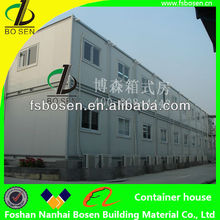 2013 Modern accommodation container modular