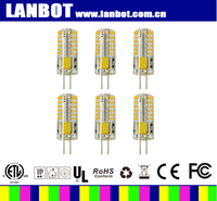 hot in Europe market at factory price 220V 12v ce GY6.35 led light bulb gy6.35 lamp gy6.35 led Auto lamp dimmable GY6.35