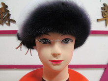 wholeasle fashionable canadian winter fur hats