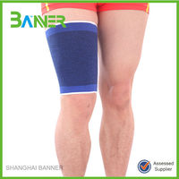 Efficient compresssion breathable sports thigh slimmer