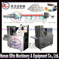 Henan elite cube de sucre machine d'emballage