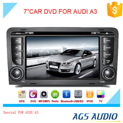 car audio video entertainment navigation system with gps for AUDI A3