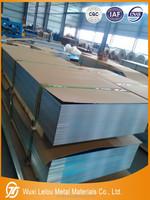 1050 1060 1070 polished protector film Cladding aluminum sheet
