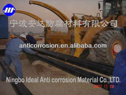 Oil Gas Water Pipe Tape Repair for Undeground Steel Pipe Wrap Coating