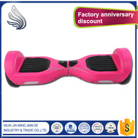 pink motor electronic unicycle mini electric scooter self balancing scooter two wheels 2015