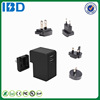 IBD newest high quality fast charging CE FCC UL Certificated usb travel charger for all mobile phones