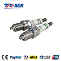 NGK/DPR6EA-9 main parts of motorcycle spark plug