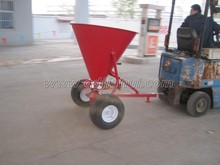 650LBS Tow behind ATV fertilizer spreader