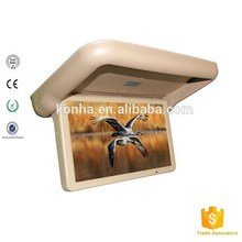 22'' Car Roof Mount Advertising Monitor Motorized Bus LCD Monitor