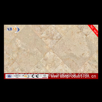 2014 Newest design 300*600mm ceramic tiles front wall