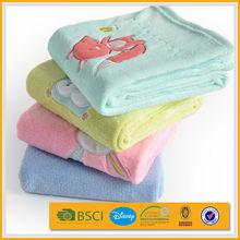children's life comforter fleece fabric air conditioner blanket
