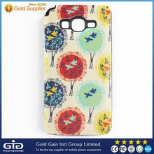 TPU+PC Case Cover for Samsung for Galaxy Grand Prime G350 with Colorful Patterns