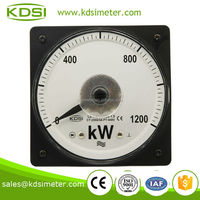 Taiwan technology LS-110 2500 / 5A 440V 1200KW kw panel meter