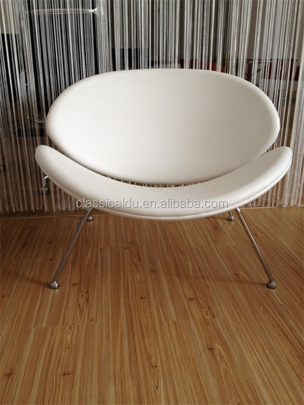 pierre paulin orange slice fauteuil l vres chaise salon chaise h kc13 chaises de salon id de. Black Bedroom Furniture Sets. Home Design Ideas