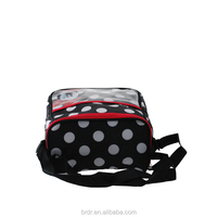 Cartoon Mouse Style Wholesale Black Allover Printed Children School Bag