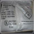 cloreto de bário dihidratado fórmula química