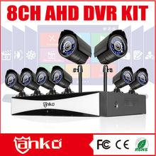 OEM AHD CCTV DVR 8 Ch
