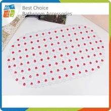 Hot selling non skid bath mats