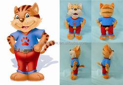 ICTI Sedex audit factory high quality customized plush toy custom plush toys