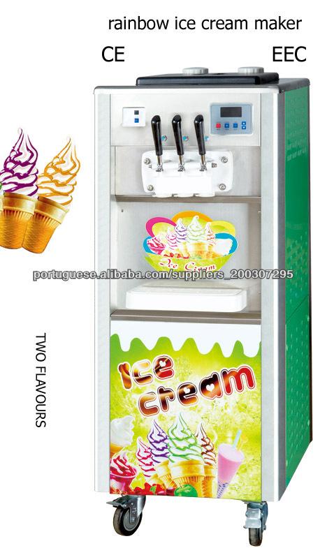 nova maquinas de sorvete americano