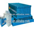 Bloque de espuma de cenizas volantes y hormigón ligero panel de pared que forma la máquina made in china