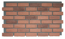 Hot sale faux bricks,brand store decoration, polyurethane wall panel