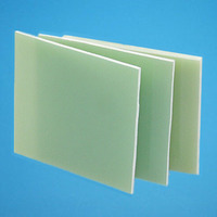 High pressure thermoset plastic laminated fr4 sheet insulation fr4 sheet