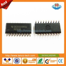 Hot sell Semiconductor - IC Standard Logic Bus Transceiver SN74HC245DWR