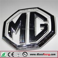 Factory Wholesale Auto Brand Light Emblem Badge Light 4D LED Car Logo/ car accessories logo