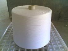 Reasonable yarn price,100%polyester spun yarn