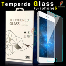guangzhou manufacturer for 0.2mm full screen cover 9h hardness iphone 6 tempered glass protector / screen protector glass