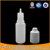 Chinese Manufacturer 10ml eye dropper bottle with childproof and tamperproof cap
