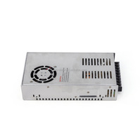 Switching Power Supply 350W Single Output 48V Input 110V or 220V 48V 60A AC Input Selectable by Switch
