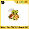 Microwave safe silicone kids plastic lunch box