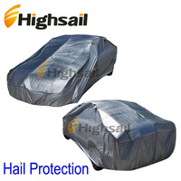 6mm Foam Padded Full Protected Hail Proof Car Cover
