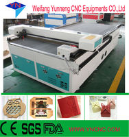 low cost!co2 laser engraving machine for acrylic,rubber,auto feeding laser cutting machine