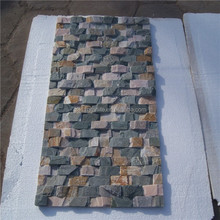 High quality natural cultural stone,slate wall cladding,stacked slate,ledgestone