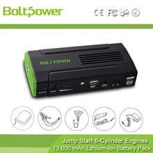 diminutive size 20X per charge Mini smart Jump Box tool jumpstart 12 volt snowmobiles