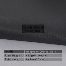 neoprene composite material for waterproof fabric on sale
