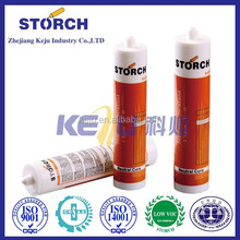 Neutral rtv high and low temperature resistant structural silicone sealant