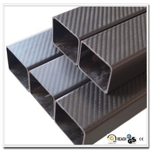Price of 3k carbon fiber square tubes strong /customize carbon fiber tube