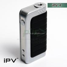 pioneer4you temp control ipv4 100watt box mod with SX330 V4S chip/iPV mini 2 70watt box mod better than iPV4 100w box mod